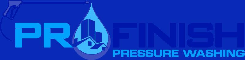 Pro Finish Pressure Washing logo