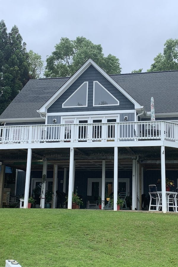 Exterior House Cleaning Chapin Sc