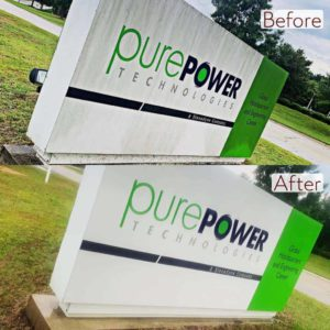 Pure Power Technologies Corporate Building Low Pressure Cleaning 3